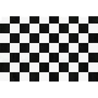 d-c-fix Selbstklebefolie Monza schwarz-weiss 45 cm x 2 m