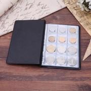 10 seiten 120 Taschen Münze Album für Welt Münze Sammlung Halter Buch Album Münzen Collector Geschenke Scrapbooking Handwerk Fotoalben