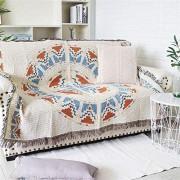 Auoeer Multifunktions Dekorative Decke Sofa Handtuch Warm Husse Stuhl-Abdeckung Tischdecke Größe : 180x300cm