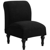 JuneJour Sesselbezug Sesselhusse Stretch Sessel-Überwürfe Sesselschoner Sofabezug onhe Armlehnen Elastisch Sesselbezug für Cafe Wohnzimmer