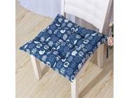 TTBD 40x40cm Büro Cotton Sitzkissen weich und atmungsaktiv Start Stuhlkissen Geeignet für Restaurant-Sitzauflage Katze 40x40cm
