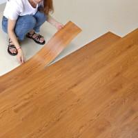 Holz Muster Boden Aufkleber Schlafzimmer Wohnzimmer Küche Wasserdichte Bodenbelag Fliesen Aufkleber Wandaufkleber