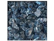 10 kg Glassplitt Glasbruch Glassteine Glas Splitt Deko Farbe Dark Blue
