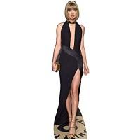 Wet Paint Printing + Design Taylor Swift SP12065 Pappaufsteller mit schwarzem Kleid