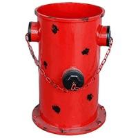 Schirmständer Vintage Umbrella Bucket Hydrant Design Style Startseite kreative Bar Dekoration Ornamente Regenschirm Lagerregal