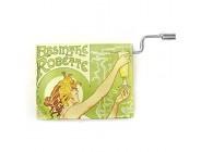 Fridolin 58274 Spieluhr Entertainer / Jugendstil - Absinthe Robette