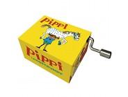 "Fridolin Spieluhr/Music Box""Hey Pippi Langstrumpf"""