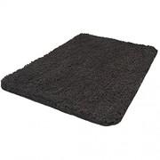 Kleine Wolke Badteppich Grau 70 x 120 cm