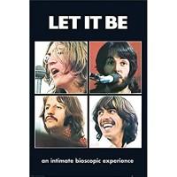 Gb eye ltd The Beatles Let it Be Maxi Poster 61 x 91 5 cm Bunt 862146