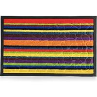 Broham Schmutzfangmatte rutschfest 80 x 50 cm Design Fußmatte für Innen & Außen - robuster Sauberlauf Mehrfarbig