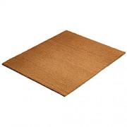 Floordirekt PRO Kokos Fußmatte extra hoch 30mm natürlicher Schmutzstopper für Innen- und Außenbereiche DREI Größen 40x60cm