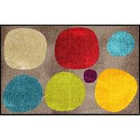 Salonloewe Fußmatte Polyamid bunt 75x120 cm