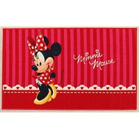 Viva Disney A.L. Minnie Mouse Synthetikfaser Multicolored 140 x 80 x 0.7 cm