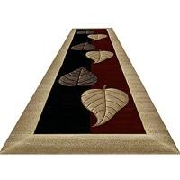 HWF Läufer Teppiche Moderner Kücheneingang Verlässt Design Teppiche Flur Rutschfester Bodenläuferteppich 60cm / 80cm / 100cm / 120cm Breit Size : 60x700cm