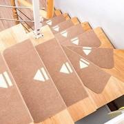 AMAZOM Leuchtend Treppenmatte Pfote Selbstklebende Matte Waschbar Pflegeleicht Stufenmatten Set Für Treppenstufen - 3 StückEine Vielzahl Von Optionen Sind Verfügbar F