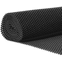 Schubladeneinlagen rutschfest PVC-Teppich-Matte Regaleinlage Mehrzweck-Einsatz für Küchenschränke Schränke Rutschfest DIY Antifouling antibakteriell Schubladeneinlage Kühlschrankmatte