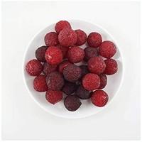 Fruchts Dekorativ 30 stücke Leben realistische Frucht - gefälschte Früchte für die Dekoration □ Künstliche Früchte Bayberry- kein Kinderspielzeug nicht einschließlich der Scheibe Realistic Künstlich